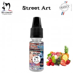 E-liquide Sticker - Street Art