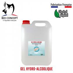 Gel Hydro-Alcoolique 5L